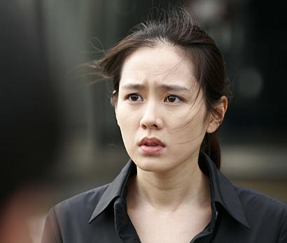 ソン・イェジン 韓国ドラマ「スポットライト」