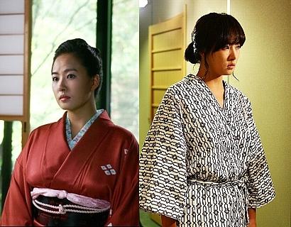 韓国ドラマ 夜になれば キム・ソナ