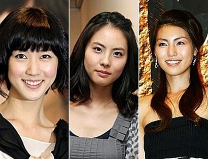 左からイ・スギョン、パク・ジユン、キム・ジョンファ