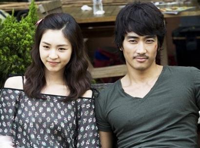 韓国ドラマ エデンの東 イ・ヨニとソン・スンホン