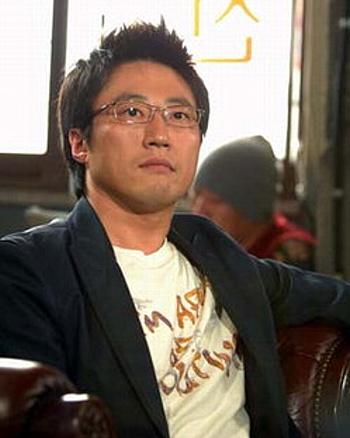 韓国俳優 パク・シニャン
