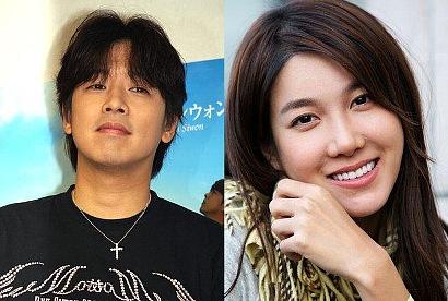 韓国ドラマ「スタイル」に主演するリュ・シウォンとイ・ジア
