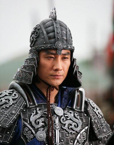 韓国ドラマ 善徳女王のオム・テウン