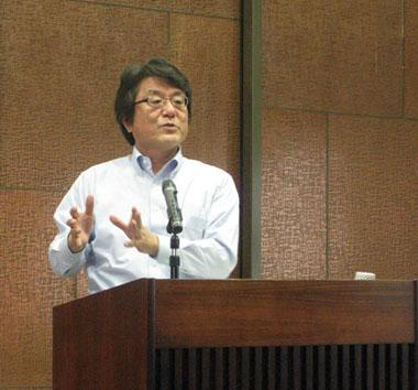 県同友会セミナー講師