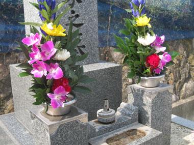 姉のお墓参り