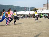 町民体育大会の様子