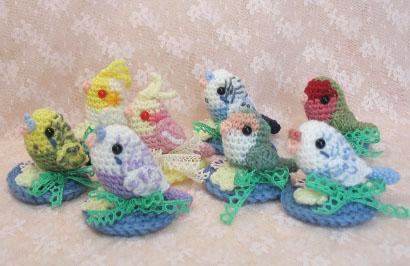 編みフィギア