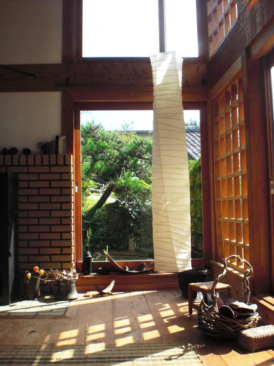 遊茶庵 暖炉の部屋1