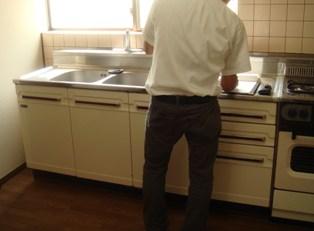 オーダー家具 キッチン