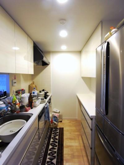 オーダー食器棚 s046-1