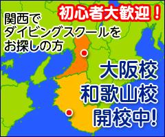 大阪校、和歌山校、開校中