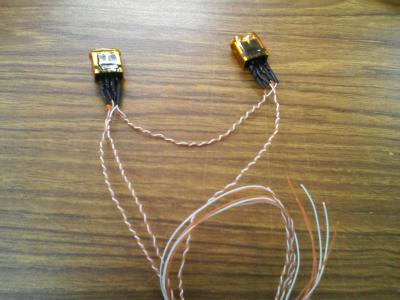 増設用USBコネクタ