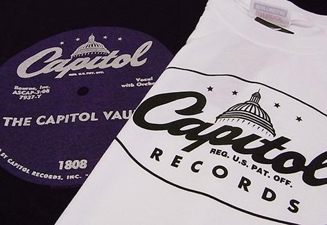 CAPITOL RECODS(キャピトル・レ...