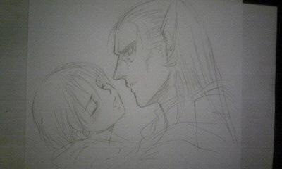 魔王とグレン