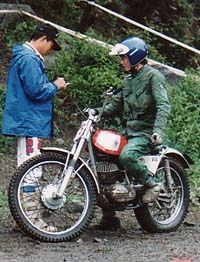 Bultaco Sherpa 1965 Sammy Miller