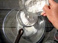 家庭の電気オーブンでアメリカンタイプのピザ・パンを作ろう