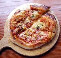 本格ピザ釜(石釜)を使ったナポリ・ピザの作り方