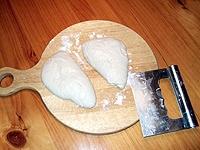 自家製レーズン酵母ピザの作り方