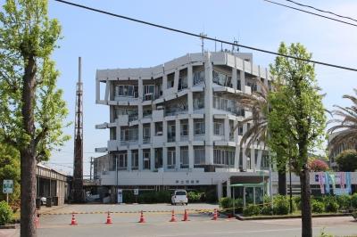 宇土市庁舎