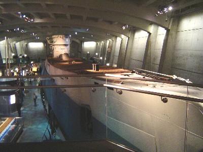 ドイツの潜水艦U−505