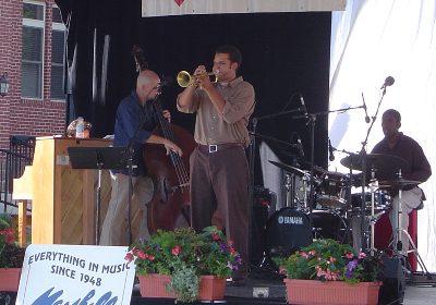 Kris Johnson Quartet