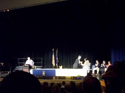 2010 ハイスクール表彰式