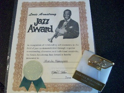 Louis Armstrong Award