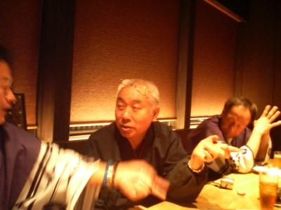 北村先生と亀寿司