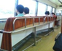 伊豆の電車