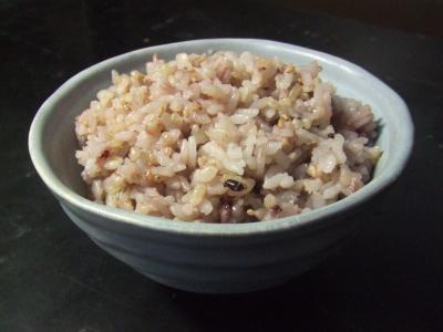 十穀玄米ごはん0228