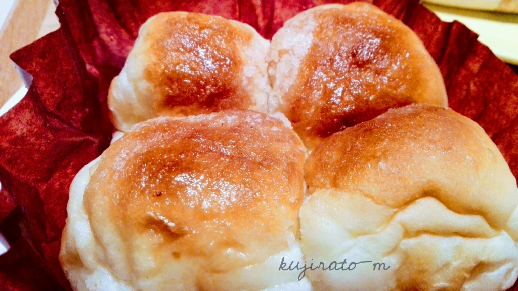 大阪福島のパネ・ポルチーニのもちパン