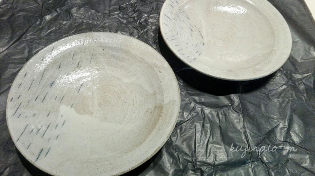 三田の雑貨屋さん『Barnshelf(バーンシェルフ)』にて、鈴木隆さんのお皿