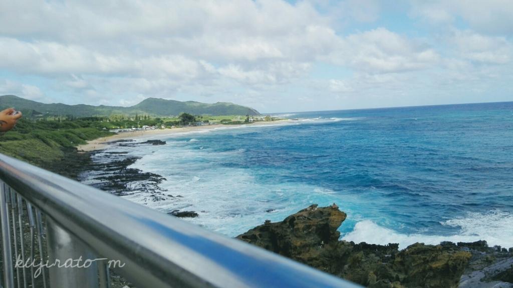 中心部の海もきれいだけれど、また別のハワイもいかが