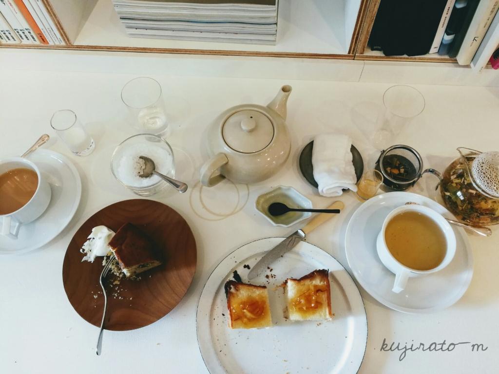 三重県伊賀市丸柱にあるオシャレカフェ『cafe noka』トーストとハーブティーが最高