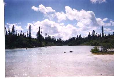 イル・デ・バンの川