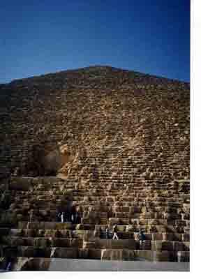 クフ王の墓
