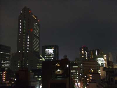 NECビル夜景