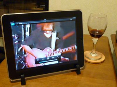 iPad音楽