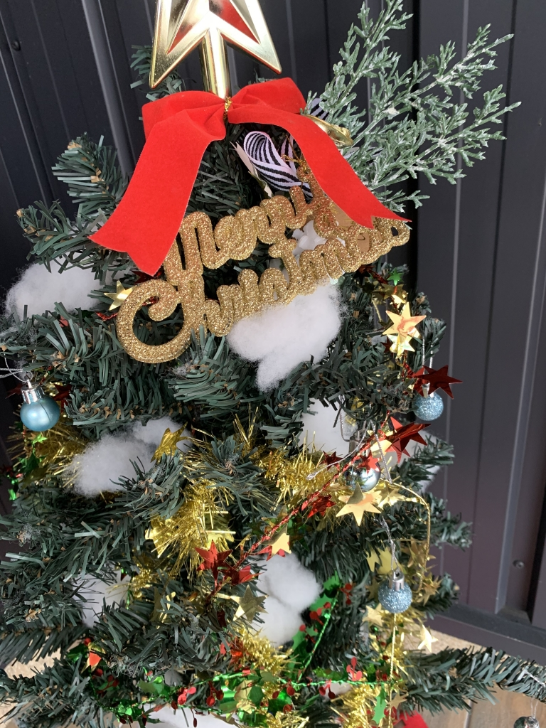Merry X'mas UEDAYA