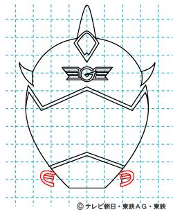 炎神戦隊ゴーオンジャー ゴーオンシルバー06
