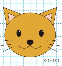 動物・イラストの描き方動物 イヌ完成4