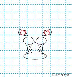 動物ライオン イラストの描き方 中級編07