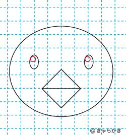 動物イラスト ヒヨコの描き方講座04