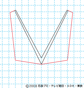 仮面ライダー電王 DEN-O FINAL INVITATION 劇場版 さらば電王 ストライクフォーム02 イラストの描き方