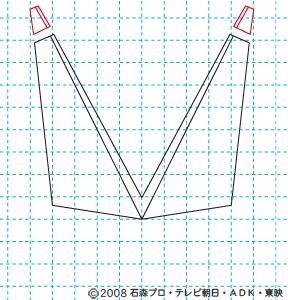 仮面ライダー電王 DEN-O FINAL INVITATION 劇場版 さらば電王 ストライクフォーム03 イラストの描き方