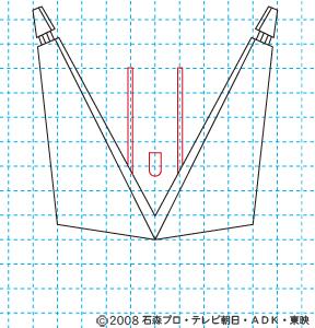 仮面ライダー電王 DEN-O FINAL INVITATION 劇場版 さらば電王 ストライクフォーム05 イラストの描き方