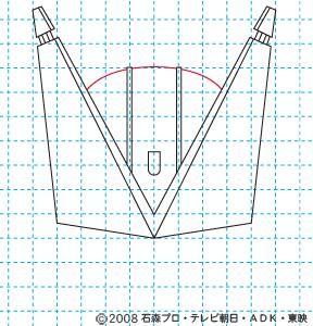 仮面ライダー電王 DEN-O FINAL INVITATION 劇場版 さらば電王 ストライクフォーム06 イラストの描き方