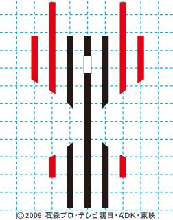 仮面ライダーディケイド02 イラストの描き方 DECADE
