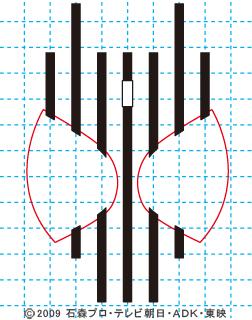 仮面ライダーディケイド03 イラストの描き方 DECADE