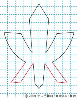 侍戦隊シンケンジャー シンケンブルー03 イラストの描き方 sinken
